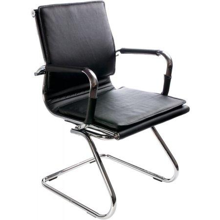 Кресло Бюрократ CH-993-Low-V/Black Черный