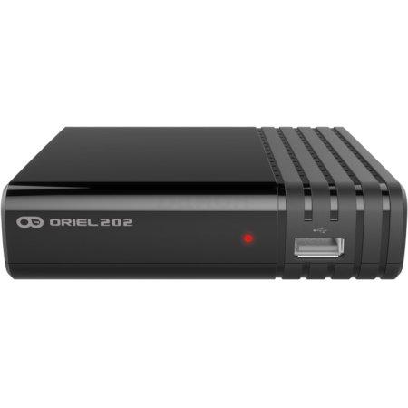 Ресивер DVB-T2 ORIEL 202 +