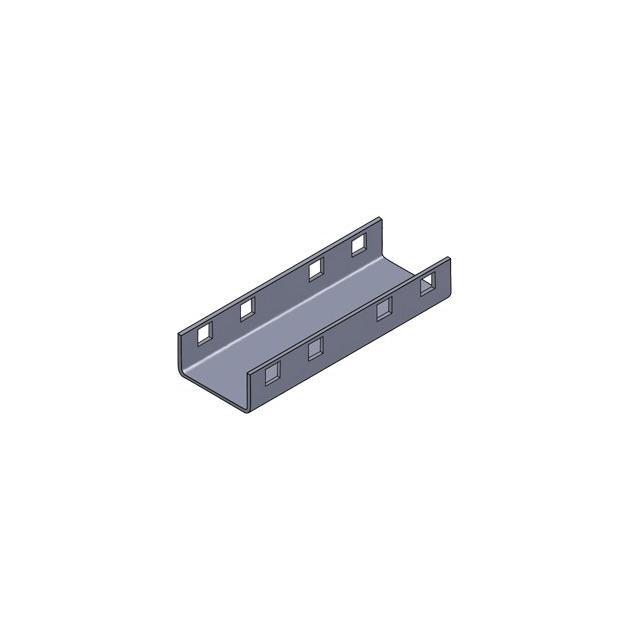 Комплект для соединения шкафов ServerMAX, Universal line, серый