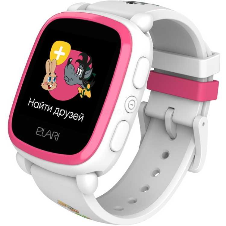 """Детские часы Elari KidPhone """"Ну, погоди!"""""""