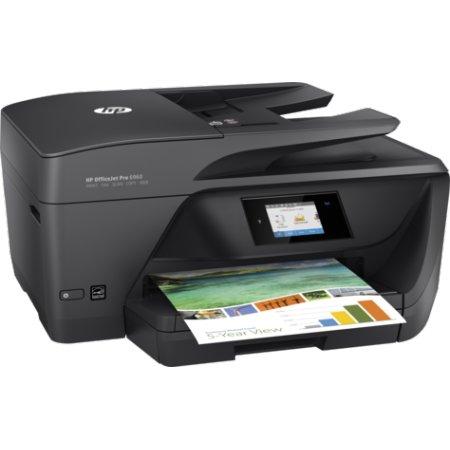 HP OfficeJet Pro 6960 Струйный, Черный, Цветная, А4