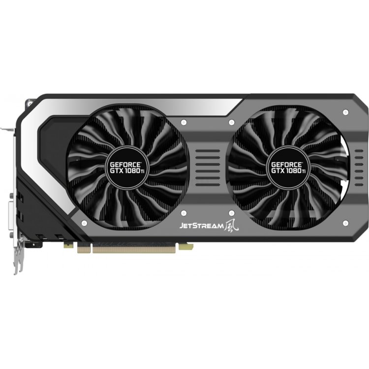 Palit GeForce GTX 1080 Ti Super JetStream 11264Мб