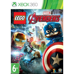 LEGO: Marvel Мстители