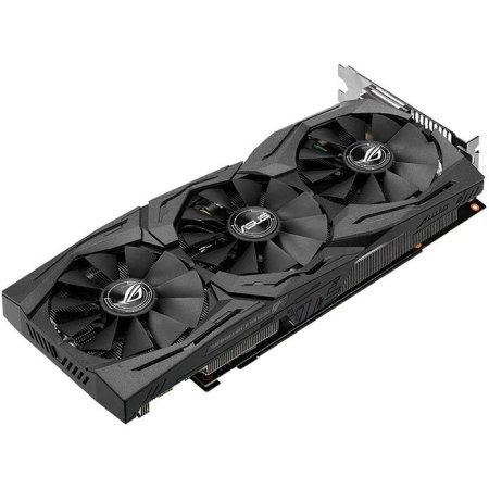 Asus NVIDIA GeForce GTX 1060 STRIX GAMING 6144Мб, GDDR5,1531MHz, STRIX-GTX1060-6G-GAMING