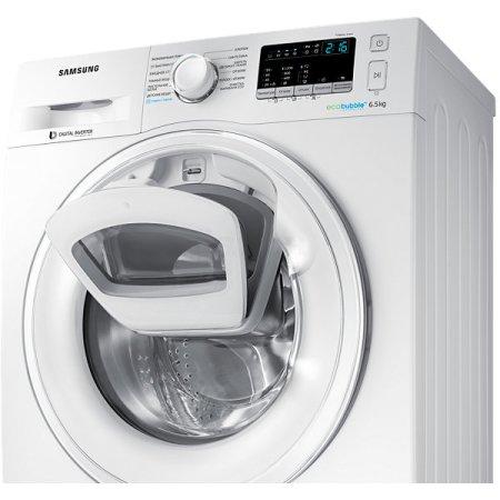 Samsung WW65K42E08W Белый, 6.5кг