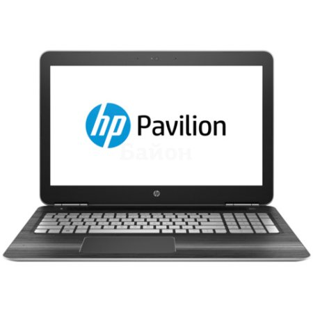 "HP Pavilion 15-bc002ur 15.6"", Intel Core i5, 2300МГц, 8Гб RAM, 1Тб, Серебристый, Wi-Fi, Windows 10, Bluetooth"
