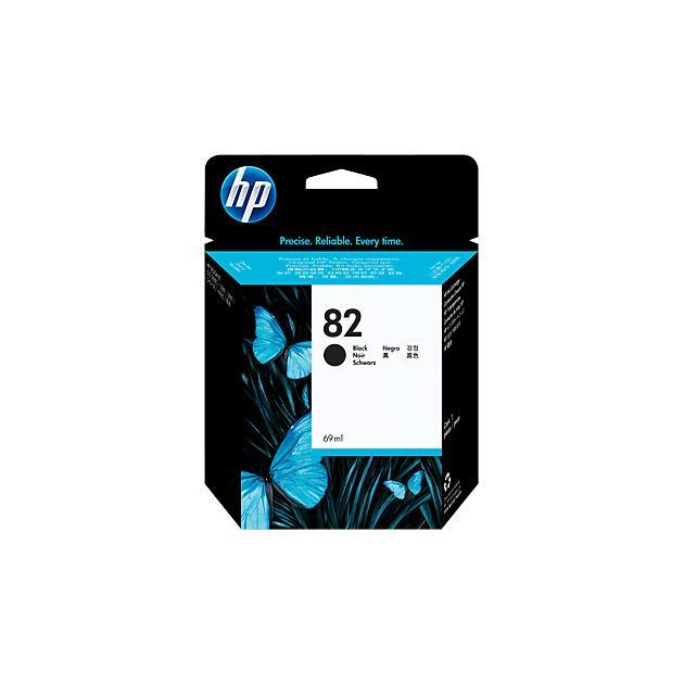 HP Inc. Cartridge HP №82 DsgJ 510/111 , черный (69 ml)