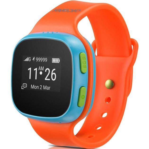 Alcatel MOVE TIME SW10 Оранжевый