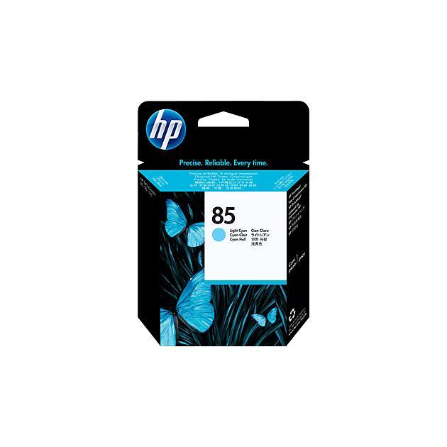 HP 85 Печатающие головка, Светло-синий