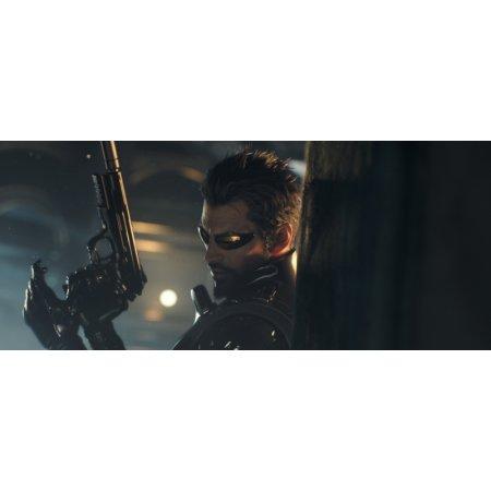 Deus Ex: Mankind Divided Collectors edition для PS4
