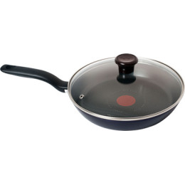 Tefal Tendance Black Current с крышкой