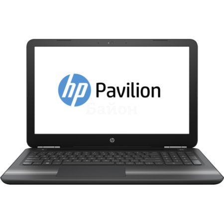 "HP Pavilion 15-au006ur 15.6"", Intel Core i3, 2300МГц, 8Гб RAM, DVD-RW, 1Тб, Черный, Wi-Fi, Windows 10, Bluetooth"