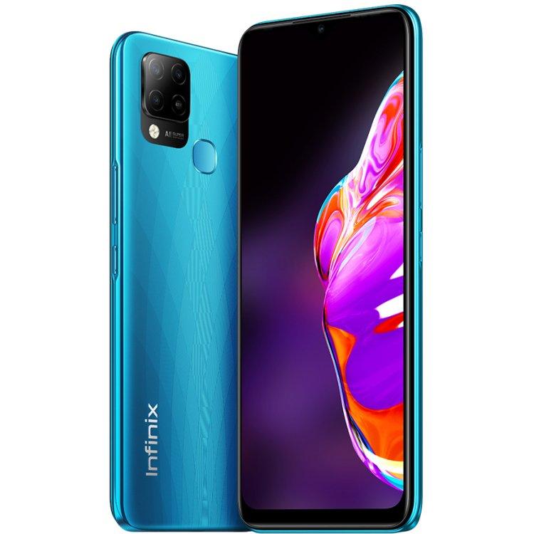 Infinix HOT 10S 4+128GB Blue