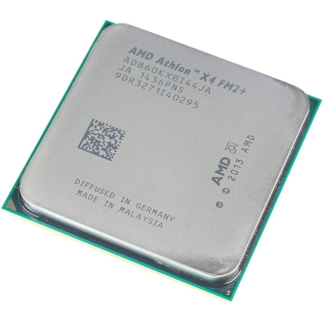AMD Athlon X4 850 4 ядра, 3200МГц, OEM AD850XYBI44JC