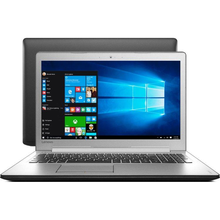 "Lenovo IdeaPad 510-15ISK 15.6"", Intel Core i3, 2000МГц, 4Гб RAM, 1128Гб, Windows 10"