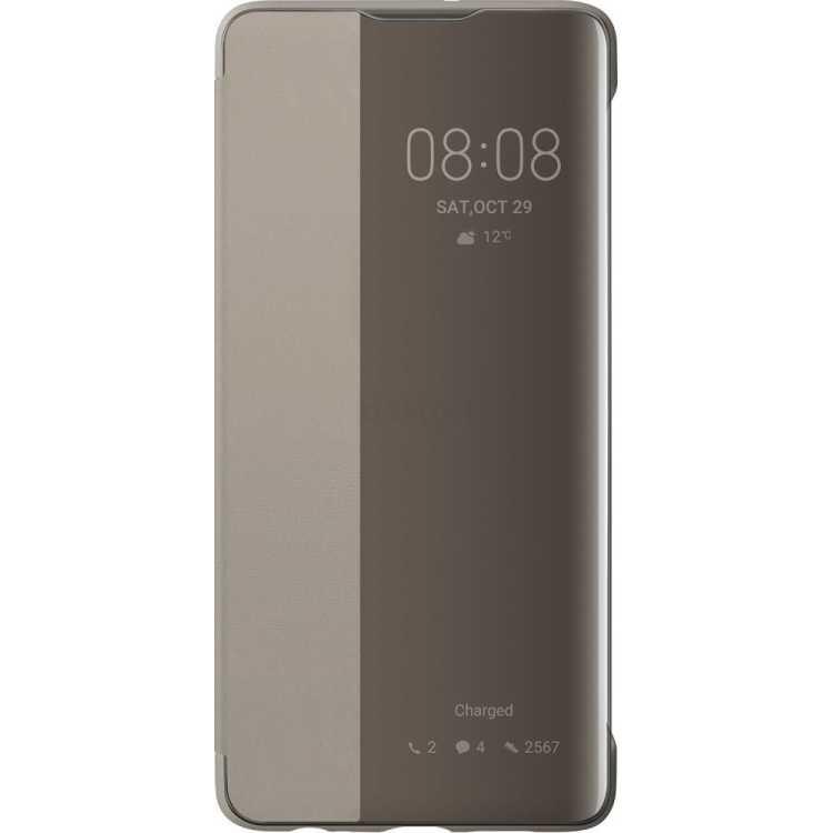 Чехол-книжка для Huawei P30, с прозрачным окном