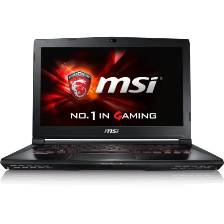 "MSI GS40 6QE-019RU Phantom 14"", Intel Core i7, 2600МГц, 16Гб RAM, DVD нет, 1Тб, Черный, Wi-Fi, Windows 10, Bluetooth"