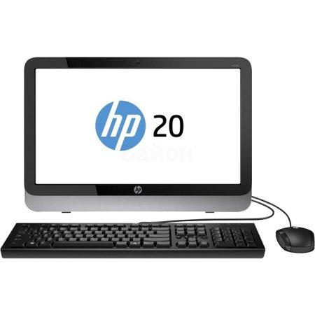 HP 20-r101ur нет, Белый, 4Гб, 500Гб, Windows, AMD E