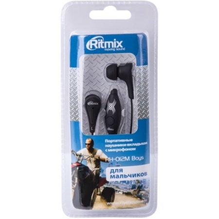 Ritmix RH-012M Черный
