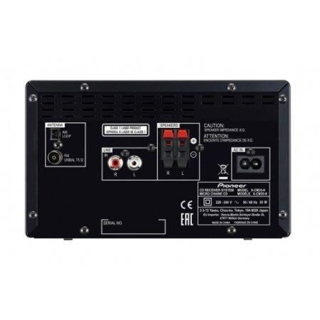 Pioneer X-CM35-K AM, FM, микросистема