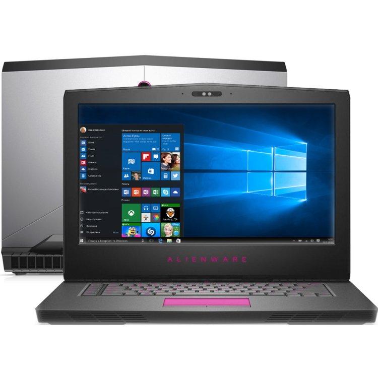 "Dell Alienware 17 R4 17.3"", Intel Core i7, 2600МГц, 16Гб RAM, DVD нет, 1256Гб, Wi-Fi, Windows 10, Bluetooth"