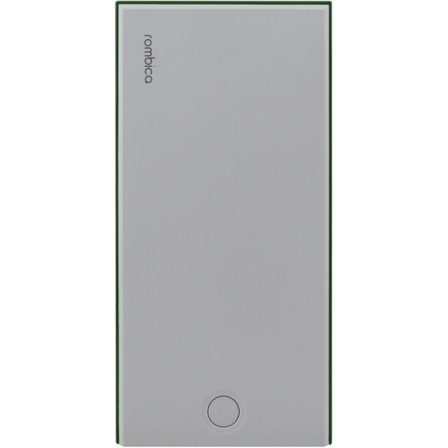 Rombica NEO NS100G Зеленый, 10000мАч NS-00100G
