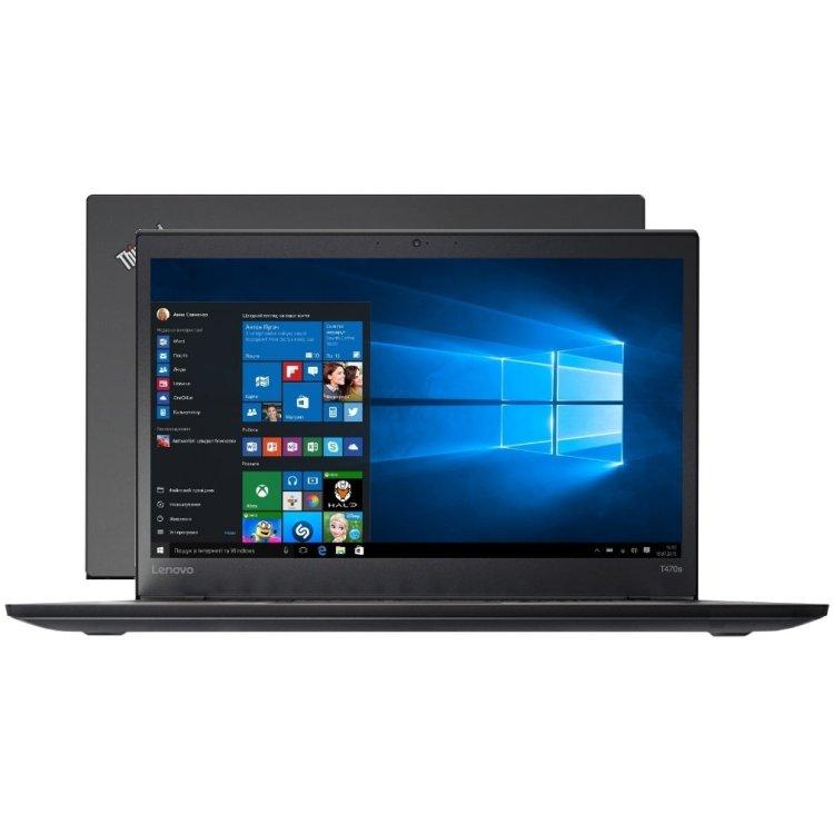 "Lenovo ThinkPad T470 14"", Intel Core i5, 2500МГц, 8Гб RAM, 1000Гб, Windows 10 Pro"