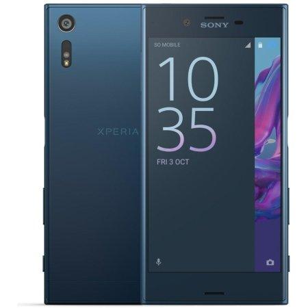 Sony Xperia XZ Dual 64Гб, Синий, Dual SIM