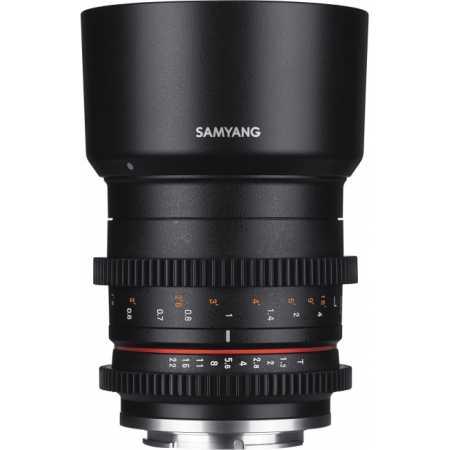 Samyang MF 50mm T1.3 AS UMC CINE