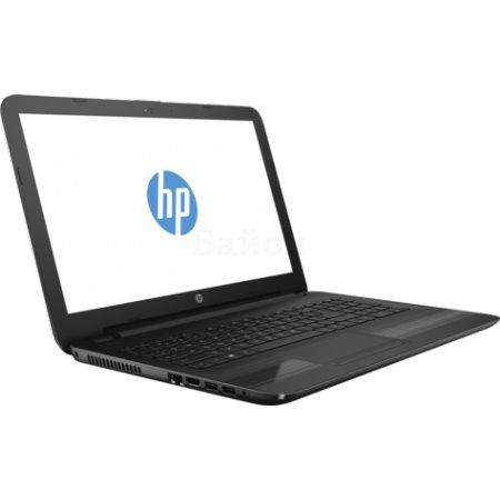 "HP 15-ay020ur 15.6"", Intel Pentium, 1600МГц, 4Гб RAM, DVD нет, 500Гб, Черный, Wi-Fi, Windows 10, Bluetooth"