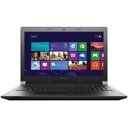 "Lenovo IdeaPad B50-80 80LT0180RK 15.6"", Intel Core i3, 1.7МГц, 4Гб RAM, 1Тб, Черный, Wi-Fi, Windows 8.1, Bluetooth"
