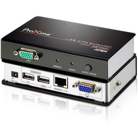 ATEN DUAL CONSOLE USB KVM EXTENDER W/1.8M