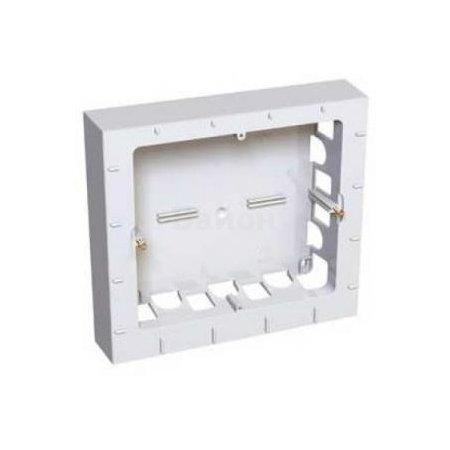 Schneider Electric Altira Коробка для наружнего монтажа 2 ряда 3Х45 высота 40мм
