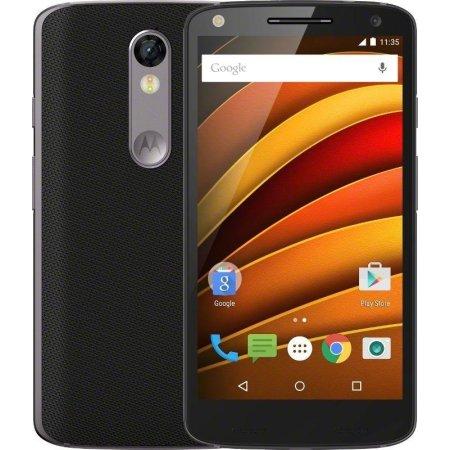 Motorola Moto X Force 32Gb 32Гб, Черный, 1 SIM