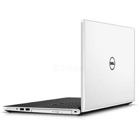 "Dell Inspiron 5559-5360 15.6"", Intel Core i5, 2300МГц, 8Гб RAM, DVD-RW, 1Тб, Белый, Wi-Fi, Windows 10, Bluetooth"