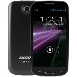 Digma Linx 4.77 4Гб, Черный, Dual SIM, 3G