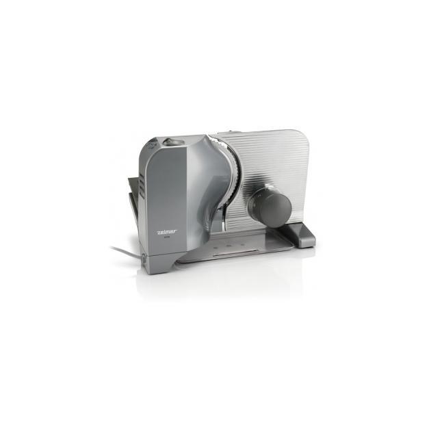 Ломтерезка Zelmer ZFS1005XRU 200Вт (нарезка до 15мм) серебристый от Байон
