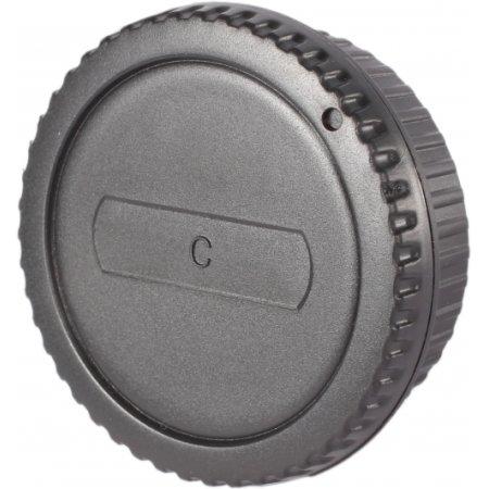 JJC LR1 + байонета CANON 58, Крышка, Для зеркальных камер 58, Крышка, Для зеркальных камер