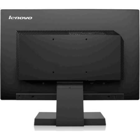 "Lenovo ThinkVision LT2024 20"", Черный, DVI"