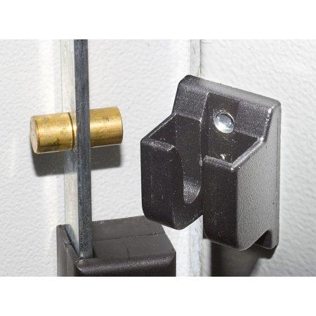 ЦМО Шкаф серверный напольный 42U (600x1200) дверь перфорированная 2 шт. (3 места), [ ШТК-С-42.6.12-44АА ]