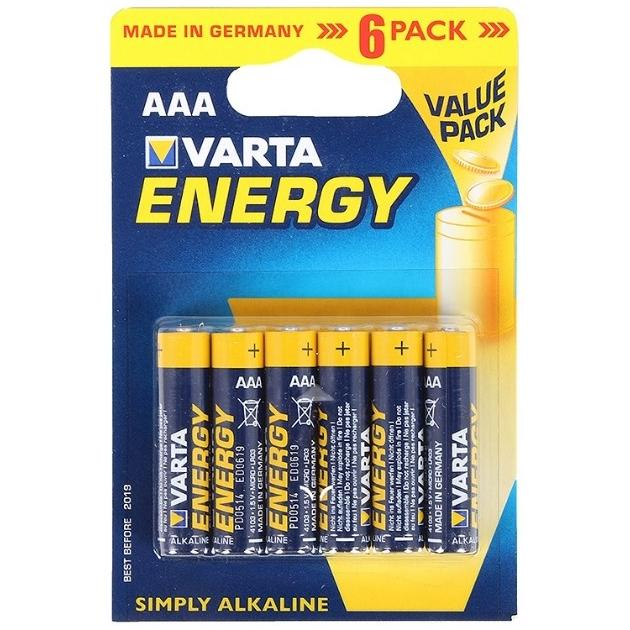 Varta Energy AAA, 6