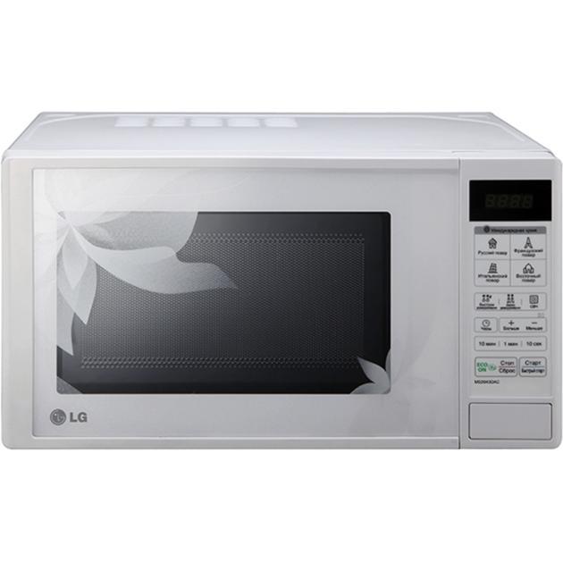 LG MS-2043DAC Белый, 700Вт, 20л