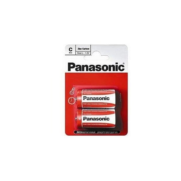 Panasonic R14RZ/2BP C, 2 R14RZ/2BP blister