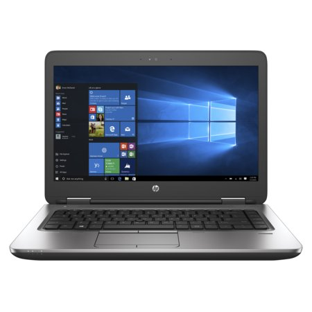 "HP ProBook 640 G2 Y3B12EA 14"", 2300МГц, 4Гб RAM, 500Гб, Черный, Wi-Fi, Windows 10 Pro, Windows 7, Bluetooth, Intel Core i5, DVD-RW"
