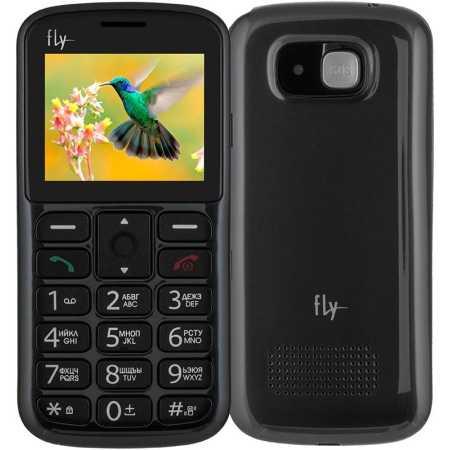 Fly Ezzy 8 Серый, 2 SIM