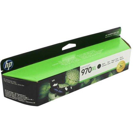 HP 970XL Черный, Картридж струйный, Повышенная, нет