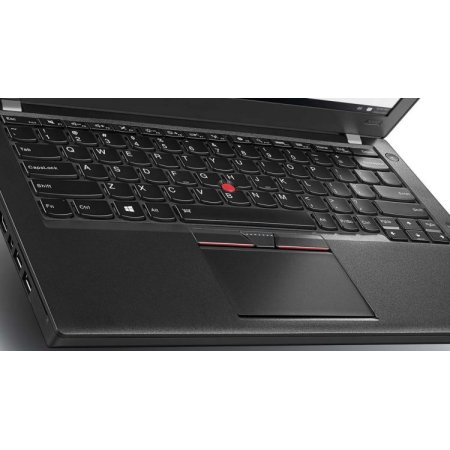 "Lenovo ThinkPad X260 20F6S02A00 12.5"", Intel Core i5, 2300МГц, 4Гб RAM, DVD нет, 500Гб, DOS, Черный, Wi-Fi, Bluetooth"