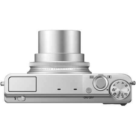 Fujifilm XQ2 Стальной, 12