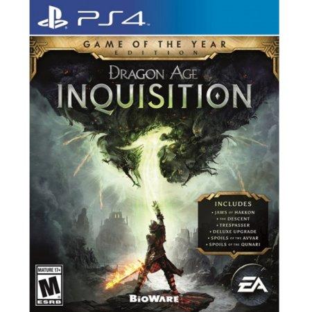 Dragon Age: Инквизиция PS4, русские субтитры