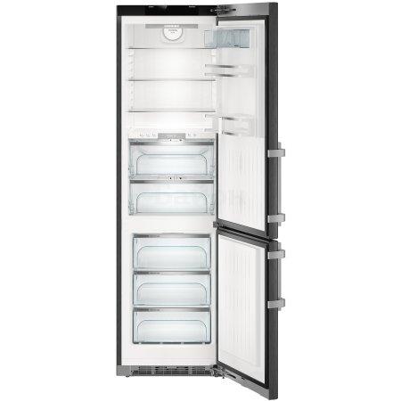 Liebherr CBNPbs 4858 Premium Серебристый